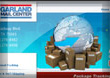 Garland Mail Center | Company Website Portfolio