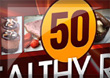 50 Healthy Raw Desserts | eCover Graphic Portfolio