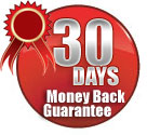 Money Back Guarantee Minisite Design